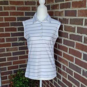 NWOT Nike Golf Dri Fit Sleeveless Tank Shirt
